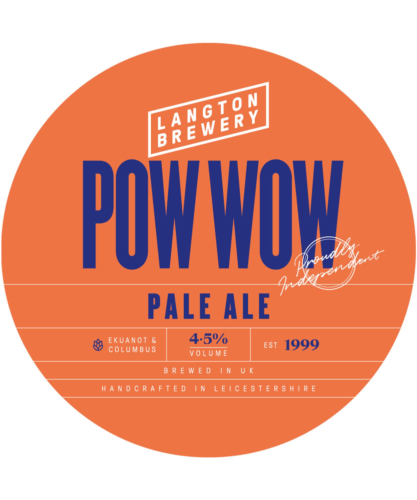 Pow Wow Pale Ale
