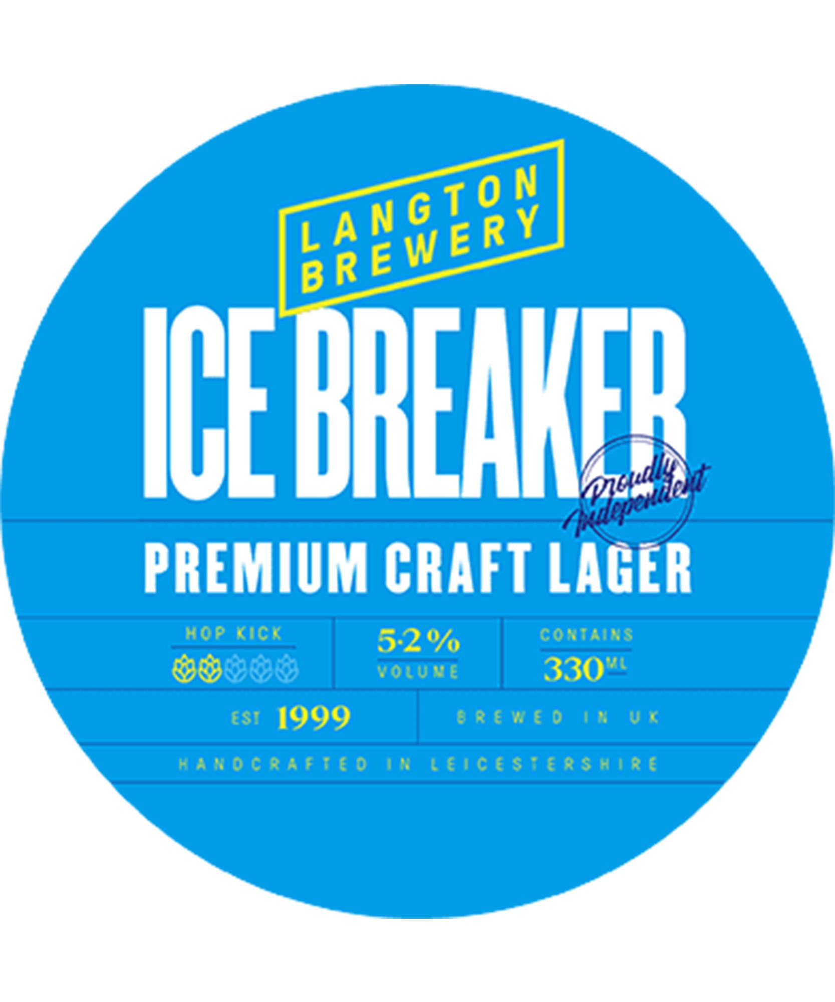 Ice Breaker Craft Lager