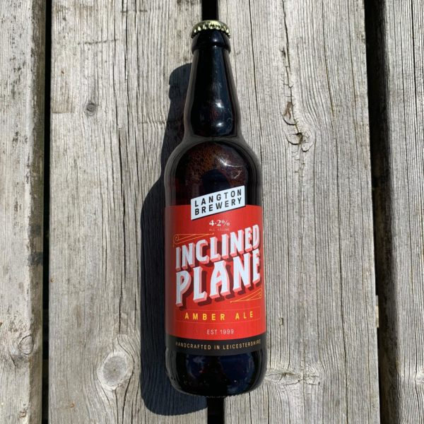 Inclined Plane - Amber Ale